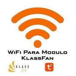 Controlador WiFi para Modulo de KlassFan. Para desestratificador y ventilador. Powered by Tuya Smart.