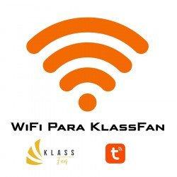 Controlador KlassFan WiFi para ventiladores KlassFan WiFi Ready.