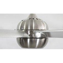 Ventilador de techo, destratificador de aluminio, moderno, de gran tamaño DC 236 Cm KlassFan Bigcool eco 236