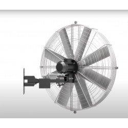 Ventilador de pared de alta velocidad/industrial, Pole Storm, 122cm, Lba Home