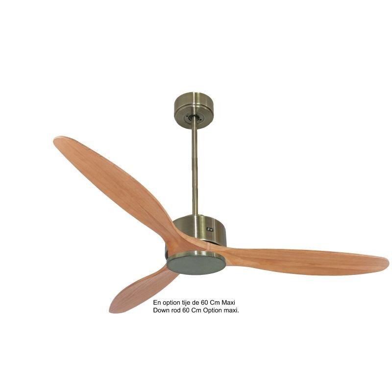 Modulo de KlassFan -Ventilador DC, hiper silencioso, destratificador de aire con termostato, modo verano invierno.