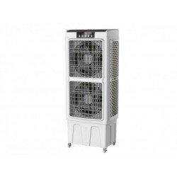 Climatizador evaporativo,  Rafy 220, 35l, 220W, blanco, apto para grandes superficies, Purline.