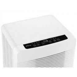 Acondicionador de aire portátil, Air Cooly 9000, blanco, capacidad de refrigeración 2250, clase A, Purline.