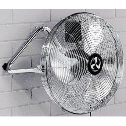 Ventilador industrial de alto rendimiento 40 cm, 110 Vatios con rotacion a 180°.