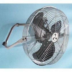 Ventilador industrial de alto rendimiento 50 cm, 120 Vatios con rotacion a 180°.