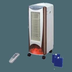Ambientador de aire calentador de cerámica EV 2000, un producto 4 en 1 para todas las temporadas.