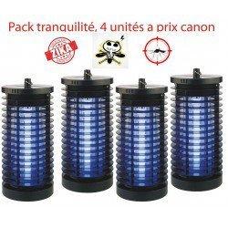 ¡Z3 pack destructor de insectos para toda la casa, pasa el verano sin picaduras ni mosquitos!