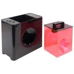 Humidificateur à vapeur froide pour 15 à 30 m², technologie anti bactérienne, design moderne grand réservoir.