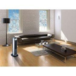 Climatizador evaporativo, calefacción, ionización, Rafy 82, ideal para dormitorios u oficinas, Purline