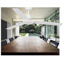 Ventilador de techo, blanco, Industrial 120 cm. FARO ECO INDUS 33005