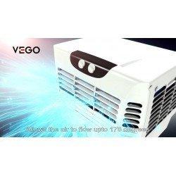 Giant 3 D de Vego Climatizador evaporativo para espacios muy grandes, ideal para talleres, tiendas y más, para 65 m²