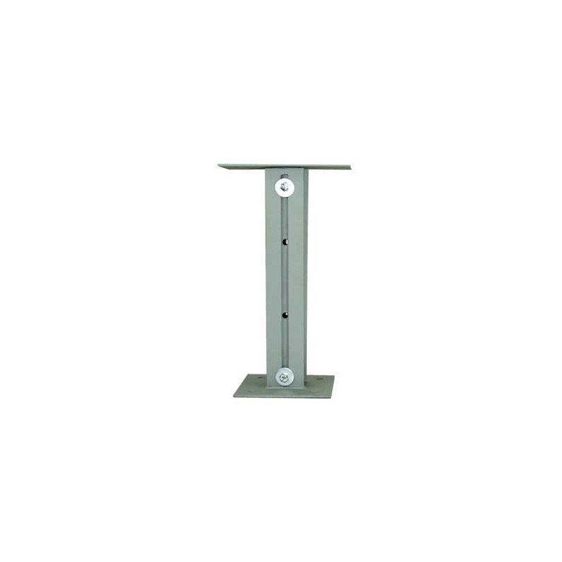 Soporte de ventilador de techo para falso techo 65-120 cm.