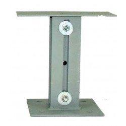 Soporte de ventilador de techo para falso techo 12-20 cm.