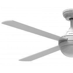 Riaica de KlassFan , es una serie limitada de ventiladores de techo con motor DC, compacto, potente y con Ilumianación LED