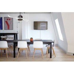 KlassFan Módulo - Ventilador con motor DC , de líneas modernas para espacios de 25 a 40 m² DC1_P1Wi