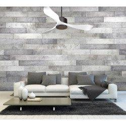 KlassFan Módulo - Ventilador de techo DC acabado en blanco, ideal para 25 a 40 m² ultra eficiente DC1_P2Wi