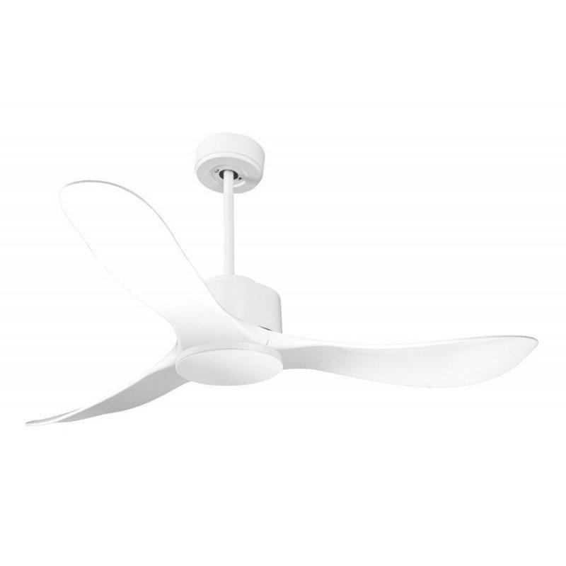 Klassfan Módulo Ventilador De Techo Dc Acabado En Blanco Para Espacios De 25 A 40 M Ultra Silencioso Dc4 P3wi