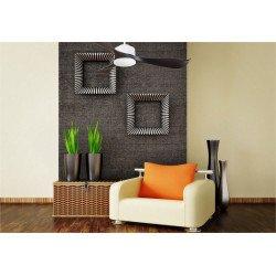 KlassFan Módulo - Ventilador de techo DC cuerpo en blanco, para espacios de 25 a 40 m² ultra eficiente DC4_P2Bk