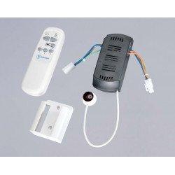Control remoto IR, ventilador de techo, con dimmer