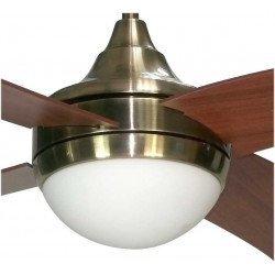 Artus cerezo, ventilador de techo para habitaciones de 15 a 20 m2. de LBA Home