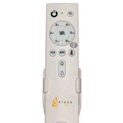 Mando a distancia IR con termostato programado para ventiladores de Módulo de KlassFan.