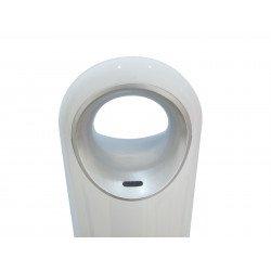 Humidificador de vapor frio ultra eficiente y diseño muy limpio con higrostato