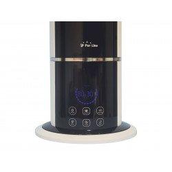 Humidificador de vapor frío con control remoto, diseño ultra eficiente y muy limpio con higrostato