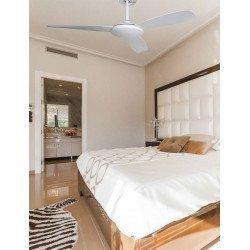 Ventilador de techo Fresco de diseño DC de KlassFan Ventilador de techo ultra silencioso con termostato