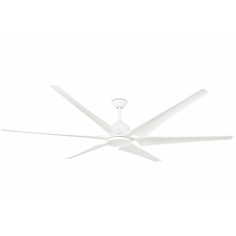Ventilador de techo muy grande blanco DC 210 cm FARO Cies 33512